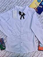Школьная блузка для девочек от 6  до 10 лет.