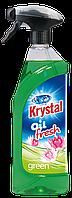 Освежитель на масляной основе зеленый CORMEN KRYSTAL 750мл