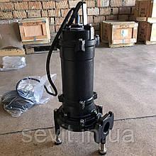 Каналізаційний насос Swiss Pump Company AG (Швейцарія) серії 50 GPK-5.75 з ріжучим механізмом