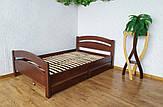 """Полуторная кровать """"Марта"""" с изножьем и ящиками"""