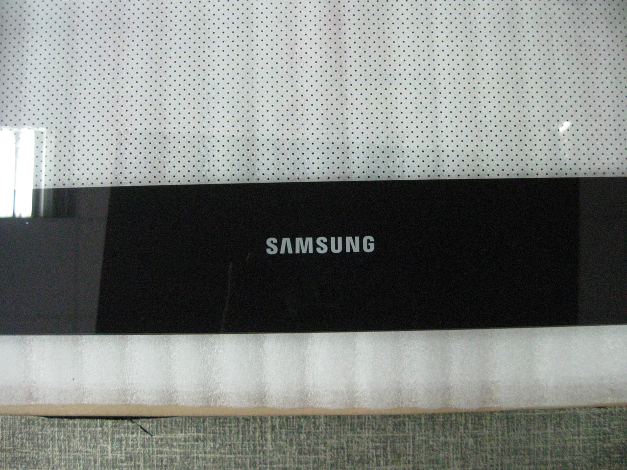 Стекло переднее духового шкафа Samsung DG94-00070C