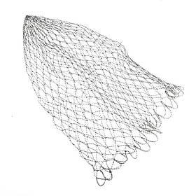 Сітка для підсаку 80х80 перевірено рибалками