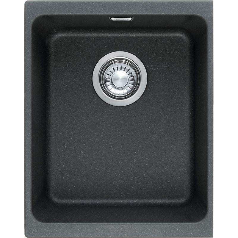Кухонная мойка Franke Kubus KBG 110-34 оникс
