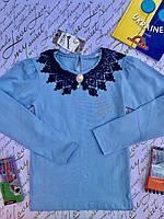 Школьная блузка для девочек от 10 до 14 лет., фото 1