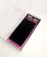 Ресницы Viva Lash черные С 0.85  (7мм)