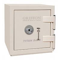 Огневзломостойкий сейф 2 класса GRIFFON CL II.50.K CREAM