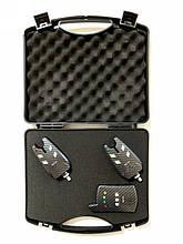 Набір електронних сигналізаторів клювання Big Fish, модель 526, 2шт + пейджер