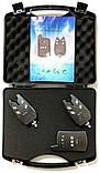 Набор электронных сигнализаторов клева Big Fish, модель 526, 2шт + пейджер, фото 2