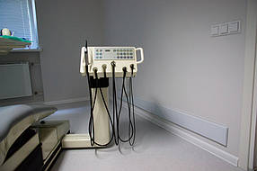 UDEN-200 - теплый плинтус-инфракрасный металокерамический обогреватель-2шт.