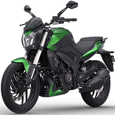 BAJAJ Dominar 400 UG 2019 зелёный