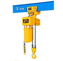 Таль ланцюгова електрична з електричною візком SSDHL 03-01S (3 тн)