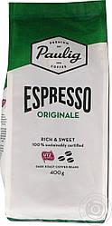 Кофе в зернах Paulig Espresso Originale 400 грам Финляндия