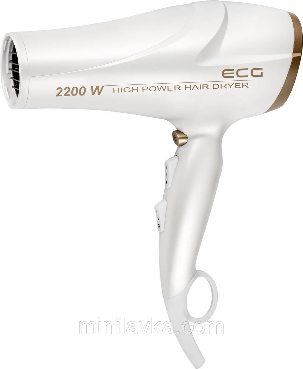 Фен ECG VV 2200