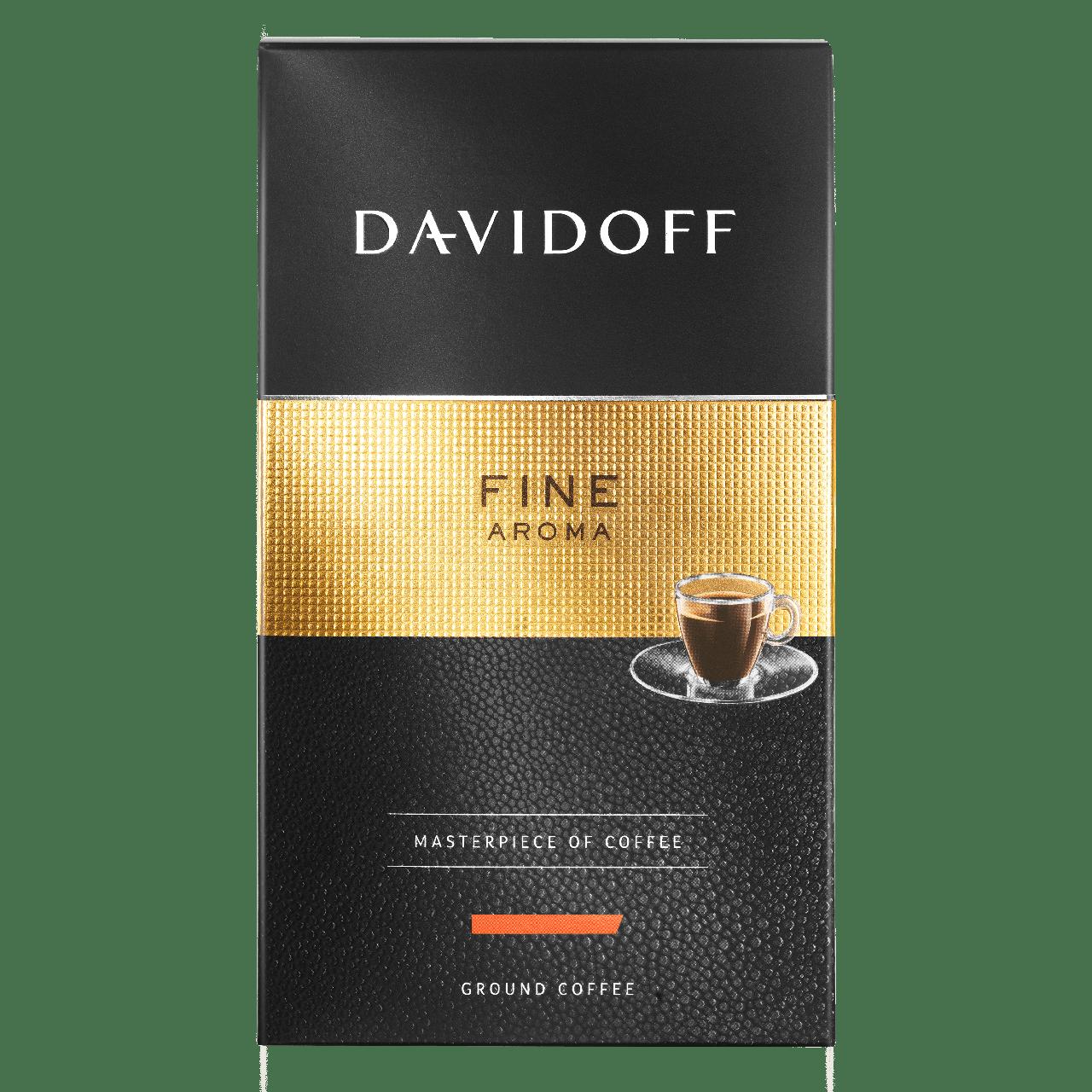 Кава мелена Fine Aroma Davidoff 250 гр
