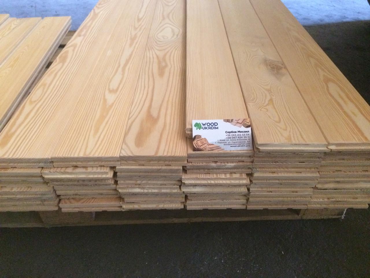 Паркетный пол лиственница АВ сорт, паркет 20х110 деревянный