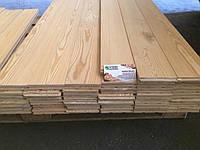 Паркетный пол лиственница АВ сорт, паркет 20х110 деревянный, фото 1