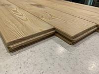 Паркетная доска лиственница АВ сорт, паркет 20х110 деревянный пол из массива, фото 1