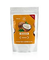Коктейль с протеинами и клетчаткой кокос