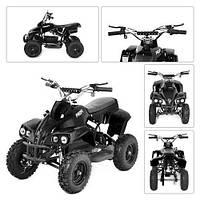 Квадроцикл PROFI HB-EATV 800C: 30км/ч, 36V, 800W до 100 кг BLACK - купить оптом, фото 1