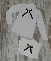Дитяча шкільна блузка для дівчаток 7-14 років, Туреччина, оптом