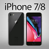 Чехлы для iPhone 7/8, 7/8 Plus