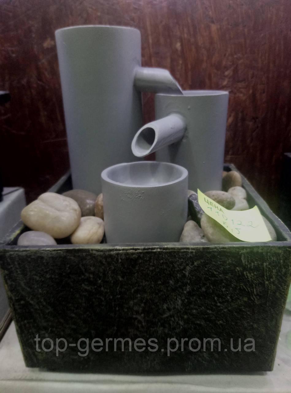 Декоративный фонтан для вашего дома с подсветкой