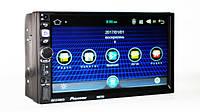 2DIN Магнитола Pioneer М8702(коротка) Android GPS-навигация WiFi Bluetooth 7 USB SD AV-in