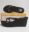 Шлёпки на танкетке Yellow Box Women's Gateway Wedge Flip Flop р.8,5 us (38,5 EUR), фото 8