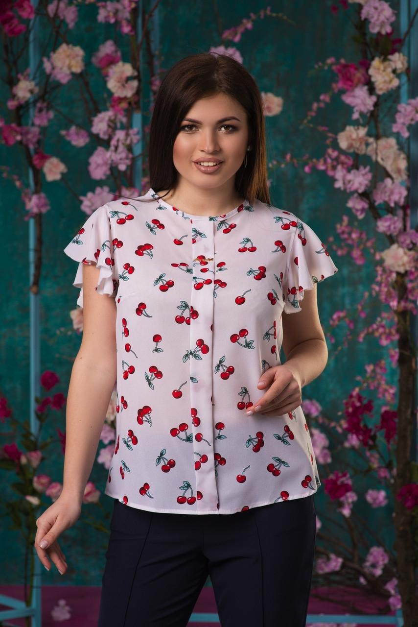 Красивая повседневная блуза