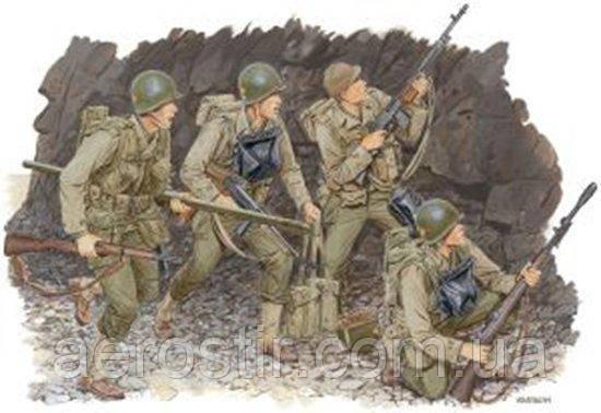US Rangers, Normandia 1944 1/35 Dragon 6021