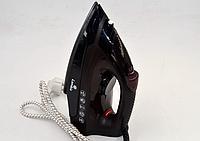 Тефлоновый паровой утюг LAMBIX LB-1904 1600 Вт качественный компактный