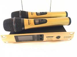 Беспроводной микрофон SHURE DM SH 300G/3G радиосистема микрофонная