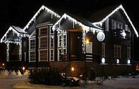 Как украсить дом на новый год? новогоднее оформление коттеджа