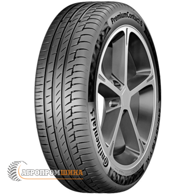 Continental PremiumContact 6 205/50 R17 89V FR, фото 2