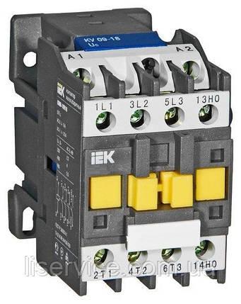 Контактор КМИ-23210 32А 110В/АС3 1з (НВ) IEK, фото 2