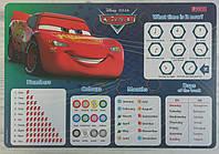 Подложка настольна: Cars 491641 1 вересня Англия