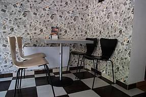 """Точечный электрообогрев мест в пиццерии """"Домино"""" г. Львов, ул. Научная, 29А"""