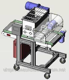 И8-ШФЗ Машина для формования тестовых заготовок (на противни), фото 2