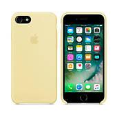 Чехол для iPhone 7/8 Silicone Case (Лучшая копия Apple) - пудра