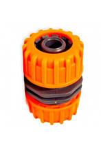 Соединение  для шланга 3/4-3/4 orange 5818