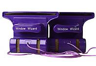 Магнитная щетка для мытья окон Window Wizard