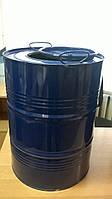 Барабан (Бочка) металевий 50 л з широким горлом, фото 1