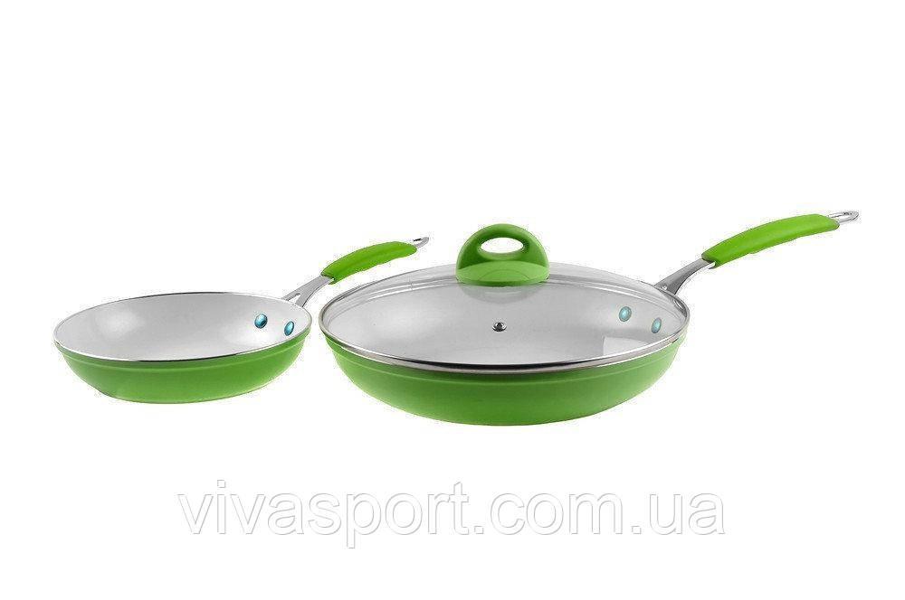 Набор сковородок Biolux kerama Биолюкс Керама