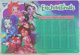 Подложка настольная: Enchantimals 491477 1 вересня Англия