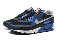 Кроссовки Nike Air Max 90 Hyperfuse USA синие