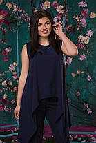 Восхитительная асимметричная блуза, фото 2