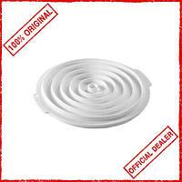 Форма силиконовая круглая Silikomart ID01, 40/260х10 мм