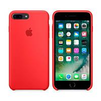 Чохол для iPhone 7/8 Plus Silicone Case (Найкраща копія Apple) - червоний