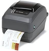 Настольный принтер этикеток Zebra GX430 T