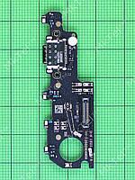 Плата разъема USB Type-C Xiaomi Mi Max 3, Оригинал
